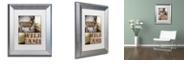 "Trademark Global Color Bakery 'Wild Game' Matted Framed Art, 11"" x 14"""