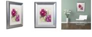 """Trademark Global Color Bakery 'September' Matted Framed Art, 11"""" x 14"""""""