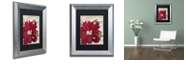 "Trademark Global Color Bakery 'December' Matted Framed Art, 11"" x 14"""
