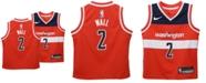 Nike John Wall Washington Wizards Icon Replica Jersey, Toddler Boys (2T-4T)