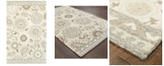 "Oriental Weavers Craft 93005 Ivory/Gray 3'6"" x 5'6"" Area Rug"
