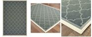 """Oriental Weavers Marina 6025 6'7"""" x 9'6"""" Indoor/Outdoor Area Rug"""