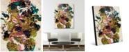 "Creative Gallery Tropic Wonder Delta Abstract 24"" x 36"" Acrylic Wall Art Print"