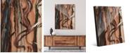 "Creative Gallery Jahaira Alpha Abstract 24"" x 36"" Acrylic Wall Art Print"