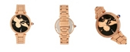 Bertha Quartz Nora Rose Gold Stainless Steel Watch, 38mm