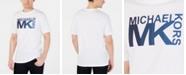 Michael Kors Men's Athletic Logo Graphic T-Shirt