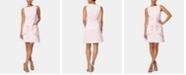 Betsey Johnson Ruffle-Pocket Shift Dress