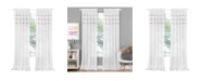 Achim Pom Pom Rod Pocket Window Curtain Panel, 52x84