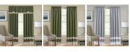 Achim Darcy Rod Pocket Window Curtain Panel, 52x84
