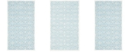 Safavieh Paradise Ivory and Turquoise 3' x 5' Area Rug