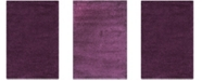 "Safavieh Santa Monica Shag Purple 5'3"" X 7'6"" Area Rug"