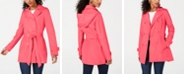 Celebrity Pink Juniors' Hooded Trench Coat