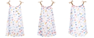 Jessica Simpson Big Girls Heart-Print Chiffon Cover Up