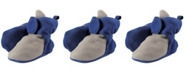 Baby Vision Luvable Friends Fleece Booties, 0-18 Months