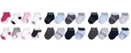 Hudson Baby Basic Socks, 8-Pack, 0-24 Months