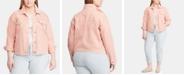 Lauren Ralph Lauren Plus Size Denim Jacket