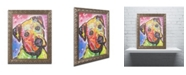 "Trademark Global Dean Russo 'Innocent' Ornate Framed Art - 20"" x 16"" x 0.5"""