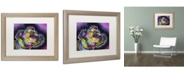"Trademark Global Dean Russo 'Soul' Matted Framed Art - 20"" x 16"" x 0.5"""