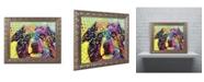 "Trademark Global Dean Russo 'Straight Aussie' Ornate Framed Art - 20"" x 16"" x 0.5"""