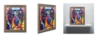 "Trademark Global Dean Russo 'Junior' Ornate Framed Art - 20"" x 16"" x 0.5"""