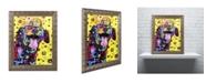 "Trademark Global Dean Russo 'Sparkles' Ornate Framed Art - 20"" x 16"" x 0.5"""