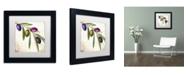 "Trademark Global Color Bakery 'Olive Branch IV' Matted Framed Art - 11"" x 11"" x 0.5"""