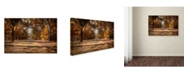 "Trademark Global Jai Johnson 'Open For Beauty' Canvas Art - 47"" x 30"" x 2"""