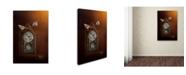 "Trademark Global Jai Johnson 'Almost Snack Time' Canvas Art - 47"" x 30"" x 2"""
