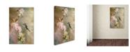 "Trademark Global Jai Johnson 'Seeking Nectar' Canvas Art - 19"" x 12"" x 2"""