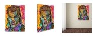 "Trademark Global Dean Russo 'Dracula' Canvas Art - 47"" x 35"" x 2"""