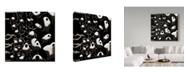 "Trademark Global Dana Brett Munach 'Beginnings' Canvas Art - 35"" x 35"" x 2"""