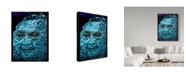 "Trademark Global Dana Brett Munach 'The Water Spirit' Canvas Art - 47"" x 35"" x 2"""