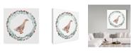 "Trademark Global Irina Trzaskos Studio 'Farm 9' Canvas Art - 18"" x 18"" x 2"""