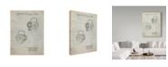 "Trademark Global Cole Borders 'Stage Spotlight' Canvas Art - 47"" x 35"" x 2"""