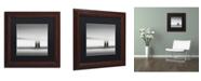 """Trademark Global Dave MacVicar 'Golden Gate' Matted Framed Art - 11"""" x 11"""" x 0.5"""""""