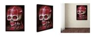 "Trademark Global Jason Limon 'Rubyrat' Canvas Art - 19"" x 14"" x 2"""