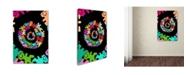 "Trademark Global Miguel Balbas 'So Happy' Canvas Art - 47"" x 30"" x 2"""