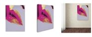 "Trademark Global Mindy Sommers 'Gogo Girl' Canvas Art - 32"" x 24"" x 2"""