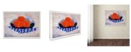 "Trademark Global Oscar Bluemner 'Oranges' Canvas Art - 32"" x 24"" x 2"""