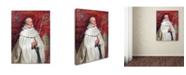 """Trademark Global Peter Paul Rubens 'Matthaeus Yrsselius Abbot' Canvas Art - 32"""" x 24"""" x 2"""""""
