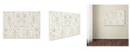 "Trademark Global Jean Plout 'Christmas Glitter 5' Canvas Art - 32"" x 24"" x 2"""