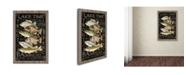 "Trademark Global Jean Plout 'Wilderness Lodge 23' Canvas Art - 19"" x 12"" x 2"""