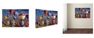 "Trademark Global Mike Jones Photo 'Saturday' Canvas Art - 47"" x 30"" x 2"""