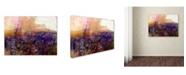 """Trademark Global Natasha Wescoat 'Courageous' Canvas Art - 32"""" x 24"""" x 2"""""""
