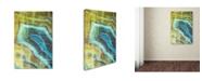 "Trademark Global Natasha Wescoat 'Gate 1' Canvas Art - 32"" x 22"" x 2"""