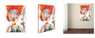"""Trademark Global Wyanne 'Such A Drag' Canvas Art - 32"""" x 24"""" x 2"""""""