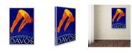 "Trademark Global Vintage Lavoie 'Travel 31' Canvas Art - 24"" x 16"" x 2"""