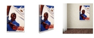 "Trademark Global Vintage Lavoie 'Travel 38' Canvas Art - 47"" x 30"" x 2"""