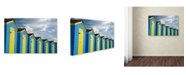 """Trademark Global Robert Harding Picture Library 'Colorful Architecture 1' Canvas Art - 32"""" x 22"""" x 2"""""""