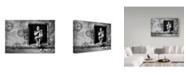 "Trademark Global Sebastian Kisworo 'Wasted' Canvas Art - 19"" x 2"" x 12"""